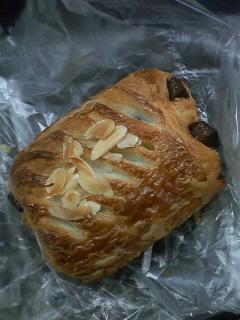 シェリュイのパン・オ・ショコラ