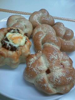 パン教室と食事会